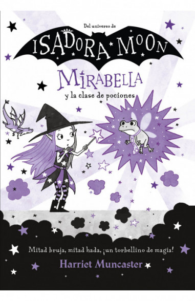 Mirabelle y la clase de pociones