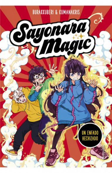 Sayonara Magic 4. Un enfado hechizado...