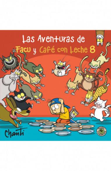 Las aventuras de Facu y Café con Leche 8