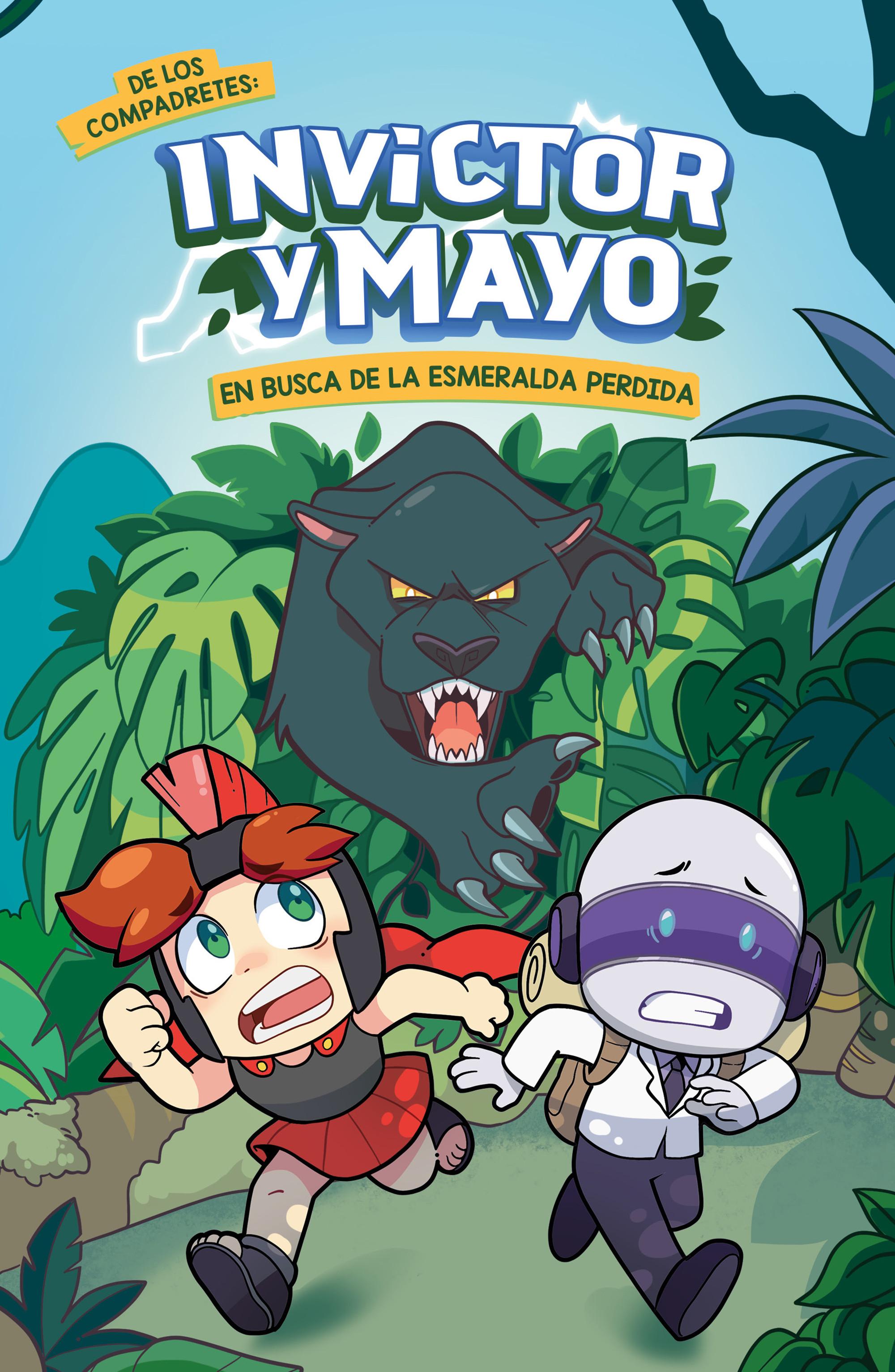 Invictor y Mayo. En busca de la esmeralda perdida