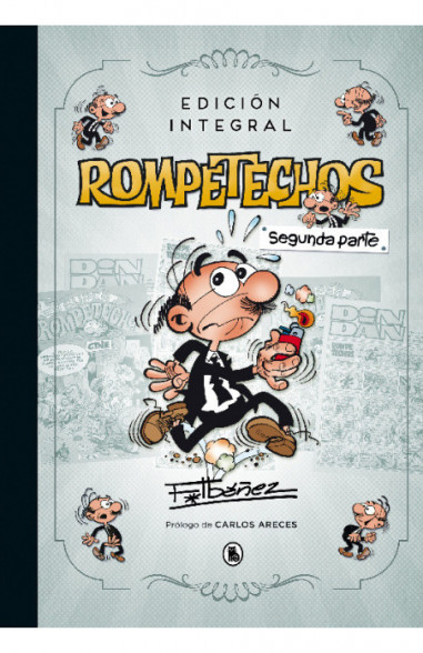 Rompetechos (edición integral:...