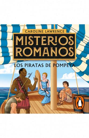 Los piratas de Pompeya (Misterios...
