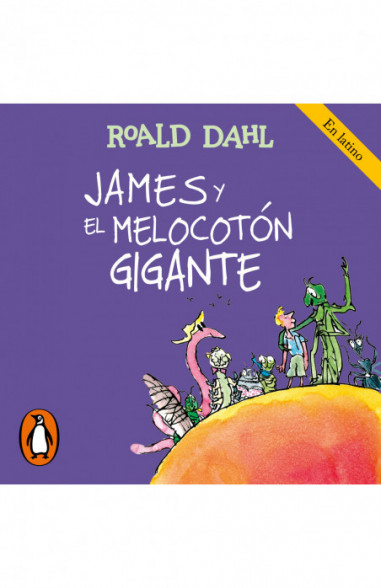James y el melocotón gigante...