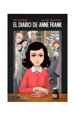El diario de Anne Frank...