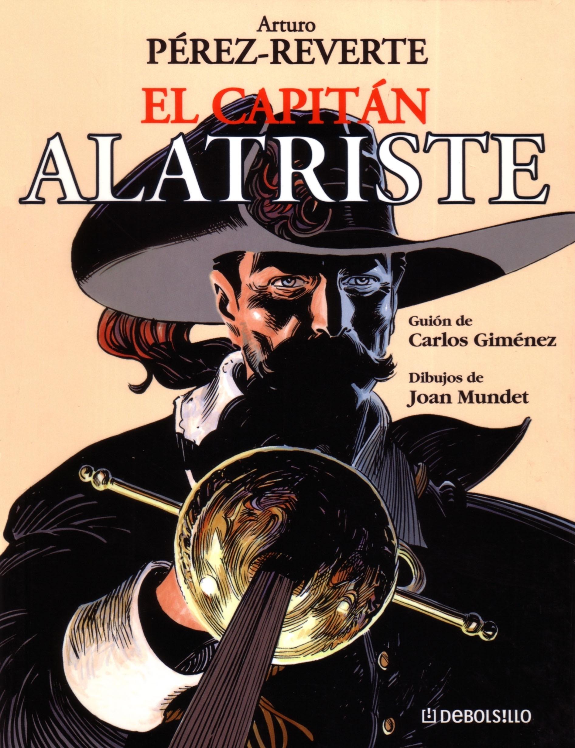 El capitán Alatriste (Cómic)