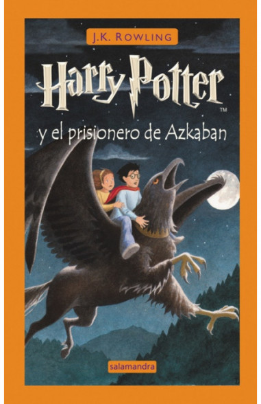 Harry Potter y el prisionero de...