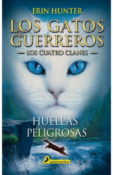 Huellas peligrosas 5 (Los gatos...