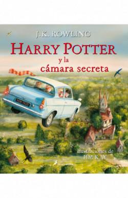 Harry Potter y la cámara secreta (Harry Potter edición ilustrada 2)