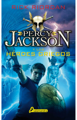 Percy Jackson y los héroes griegos (Percy Jackson)