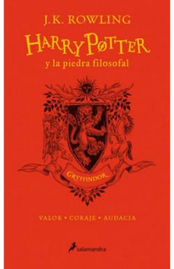 Harry Potter y la piedra filosofal (edición Gryffindor del 20º aniversario) (Harry Potter 1)