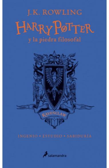 Harry Potter y la piedra filosofal...