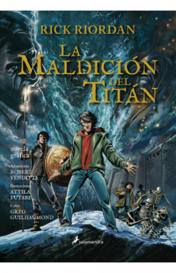 La maldición del Titán 3