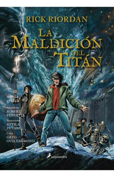 La maldición del Titán (Percy Jackson...