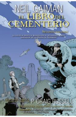 El libro del cementerio 2 (novela gráfica)