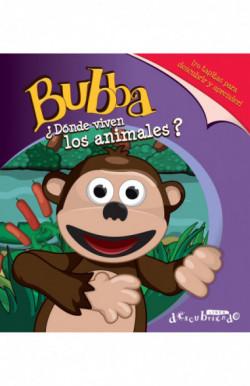 Bubba ¿dónde viven los animales?