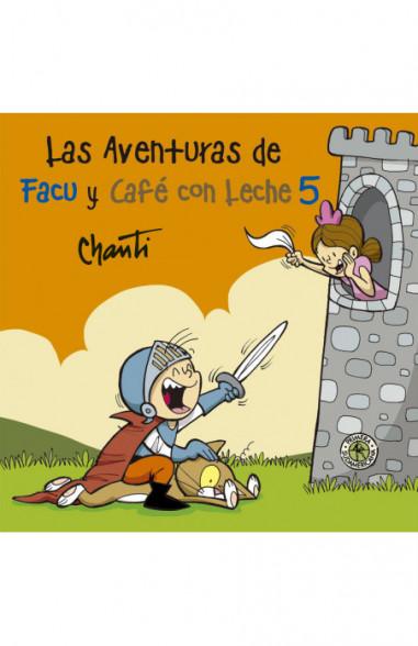 Las aventuras de Facu y Café con Leche 5