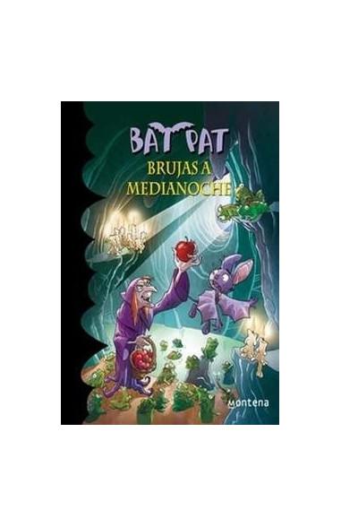 Brujas a medianoche (Bat Pat 2)