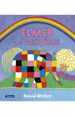 Elmer y el arcoíris