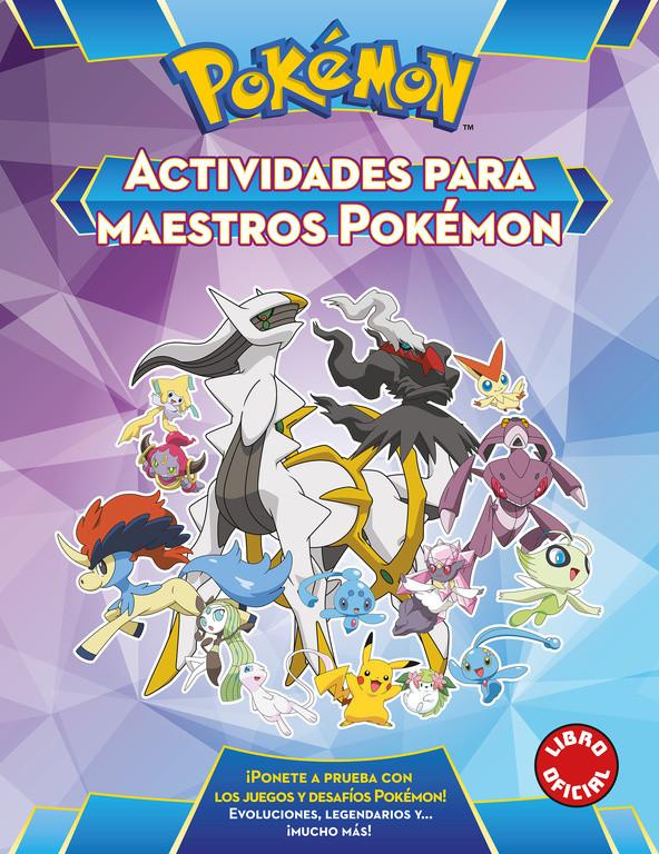 Actividades para maestros Pokémon