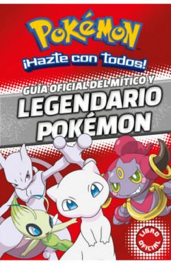 Guía oficial del mítico y legendario Pokémon