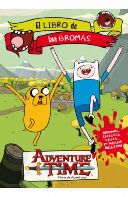 El libro de las bromas (Hora de aventura)