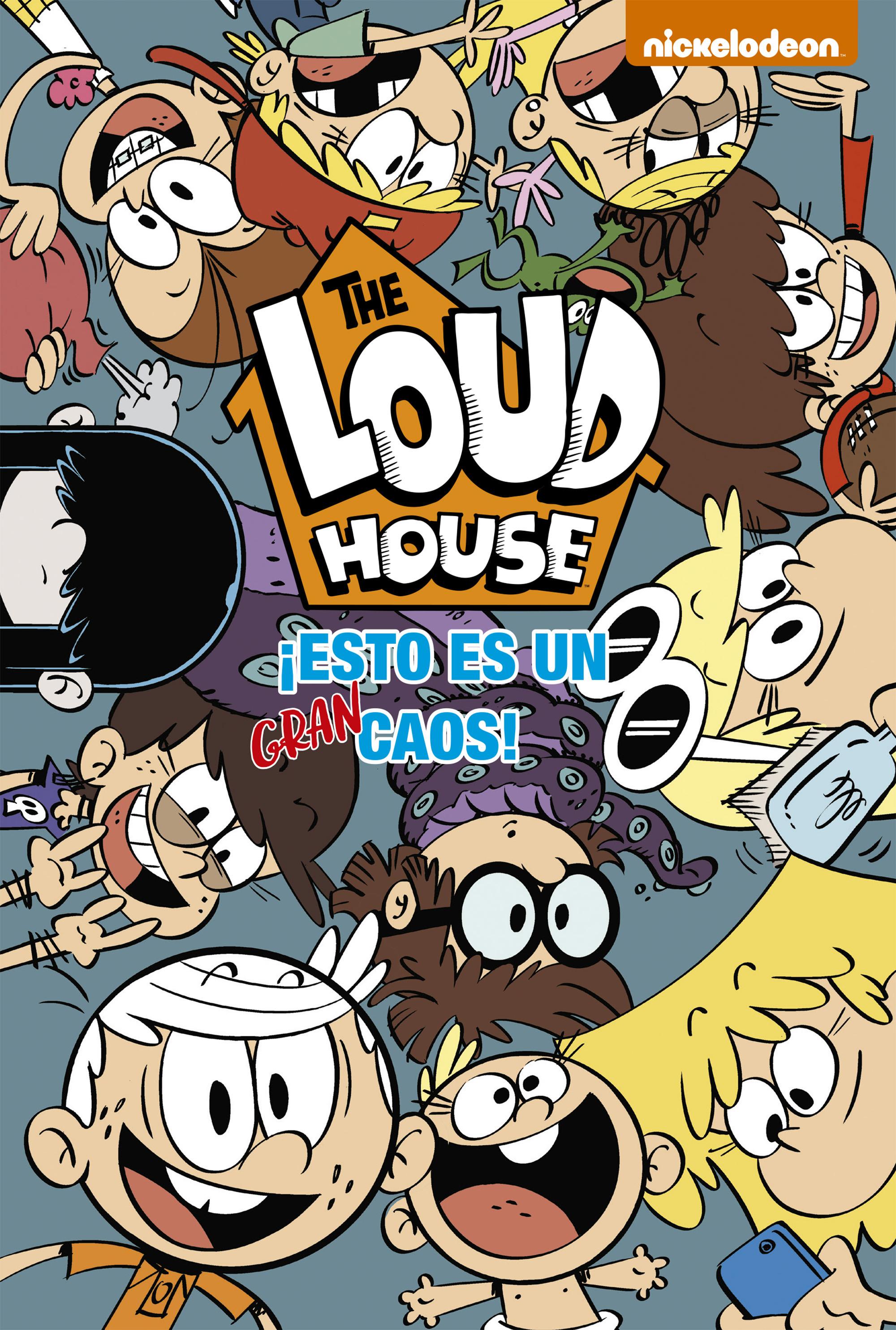 Esto es un gran caos (The Loud House 2)