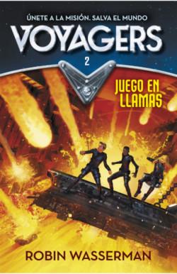 Juego en llamas (Voyagers 2)