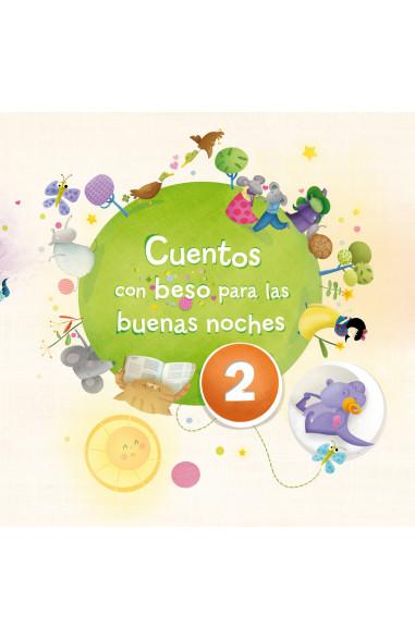 Cuentos con beso para las buenas noches 2 (edición multimedia)