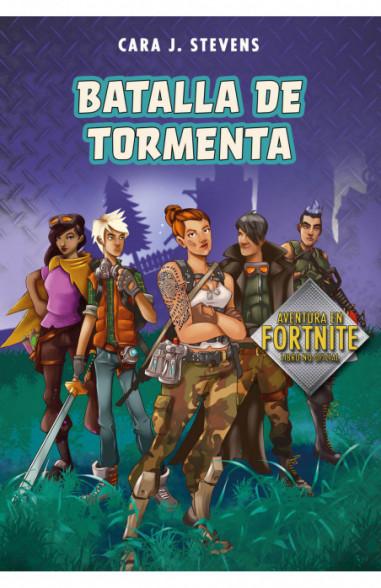 Batalla de tormenta (Fornite: Secretos de la Isla 1)