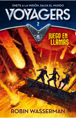 Juego en llamas (Serie Voyagers 2)