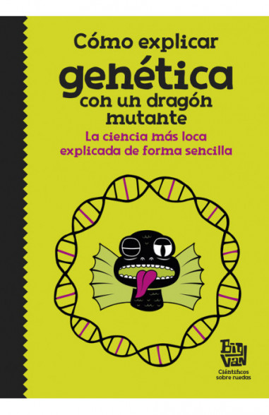 Cómo explicar genética con un dragón...