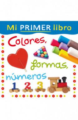 Mi primer libro. Colores,...