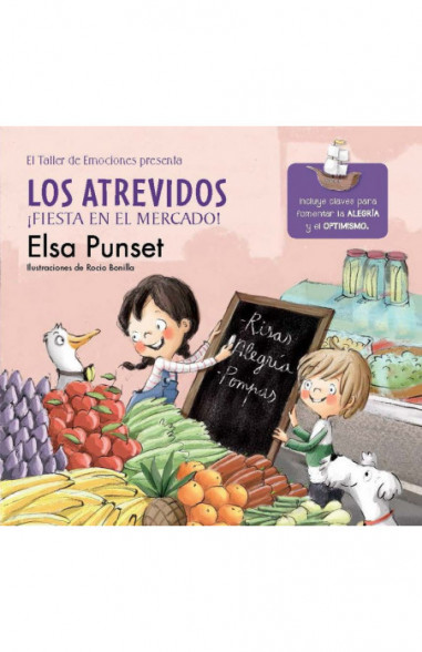 Los Atrevidos ¡Fiesta en el mercado!...