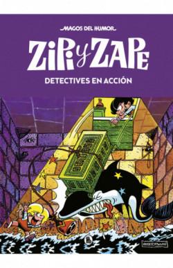 Zipi y Zape. Detectives en acción (Magos del Humor 16)