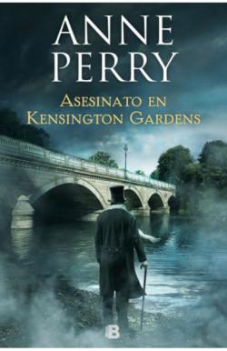 Asesinato en Kensington Gardens (Inspector Thomas Pitt 32)