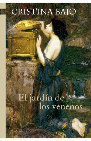 El jardín de los venenos (Biblioteca Cristina Bajo)