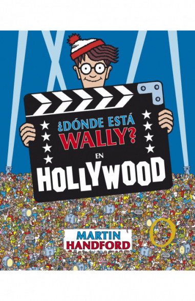 ¿Dónde está Wally? En Hollywood...