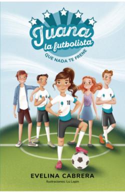 Juana la futbolista