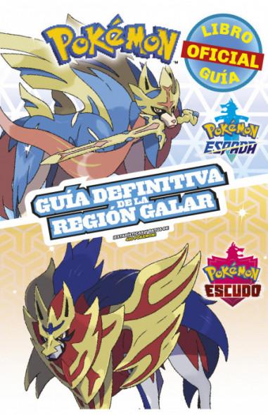 Pokémon guía definitiva de la Región...