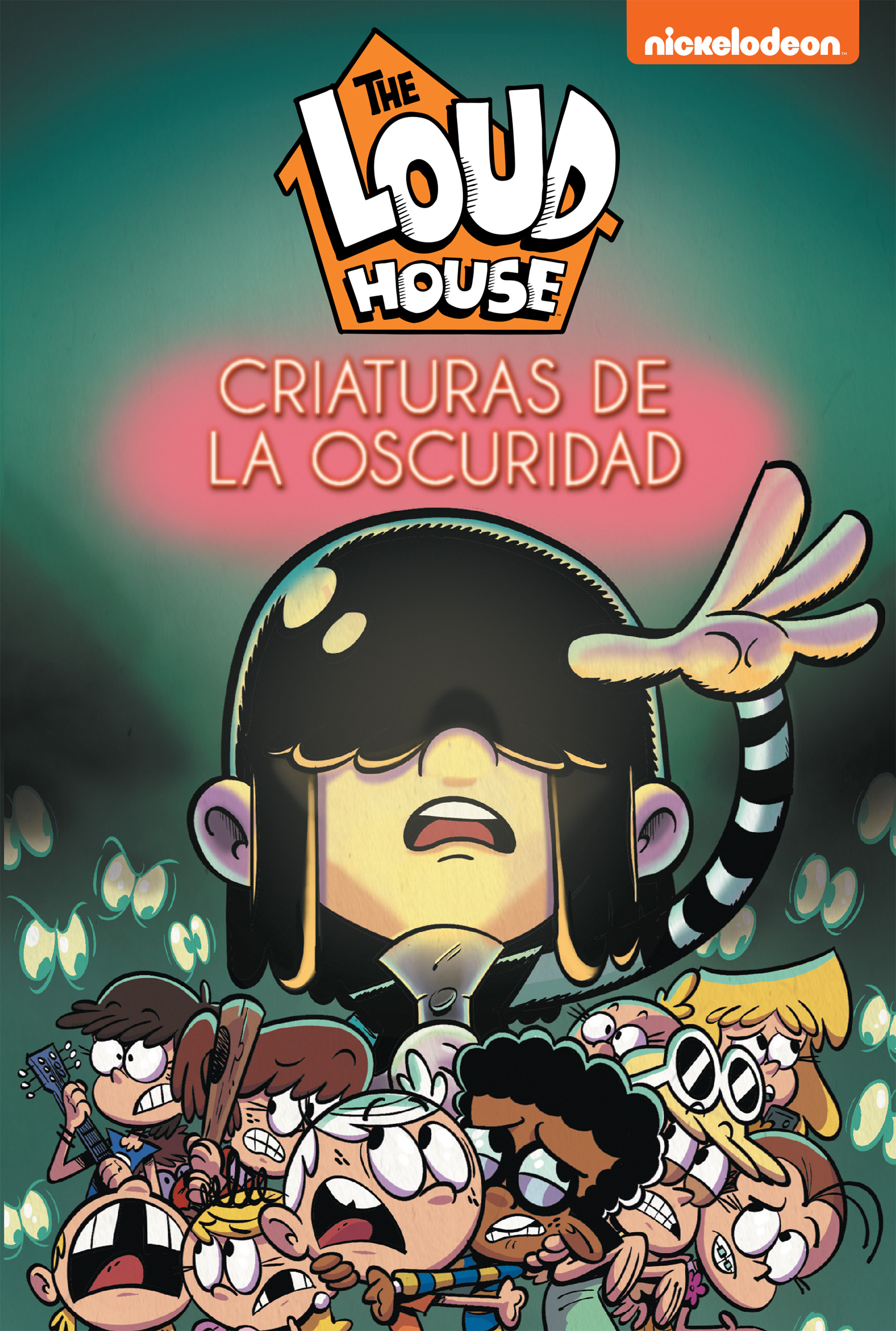 Criaturas de la oscuridad (The Loud House 7)