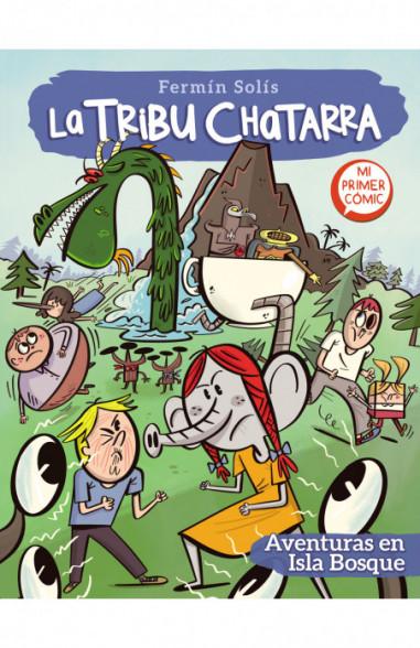 Aventuras en Isla bosque (La tribu chatarra 2)