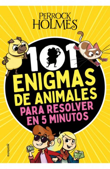 101 enigmas de animales para resolver...