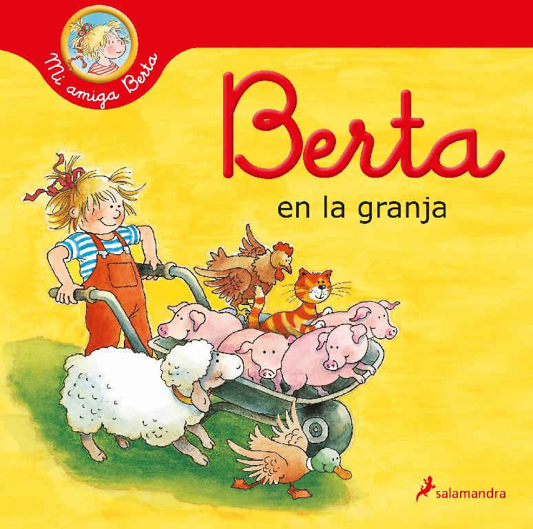 Berta en la granja (Mi amiga Berta)