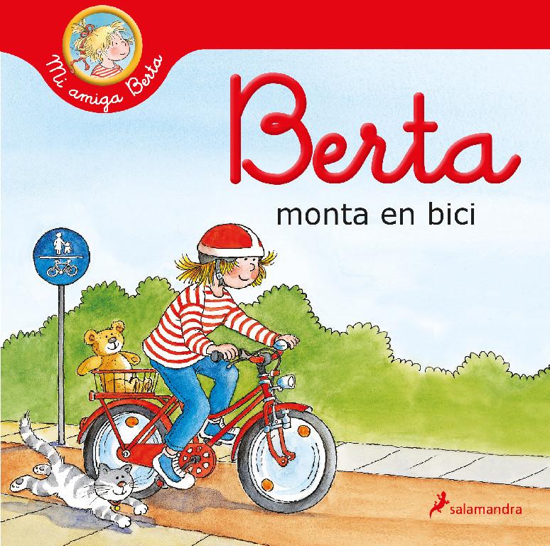 Berta monta en bici (Mi amiga Berta)