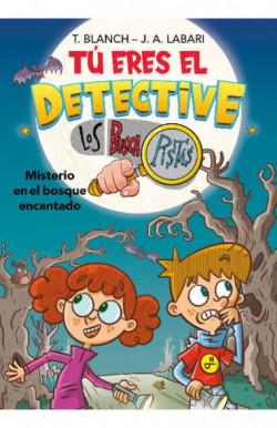 Tú eres el detective con...