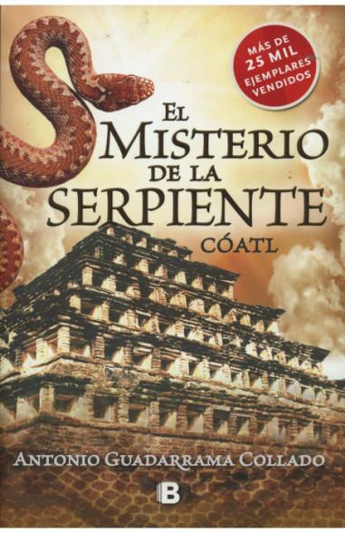 Cóatl (Enigmas de los dioses del México antiguo 1)
