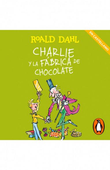 Charlie y la fábrica de chocolate...