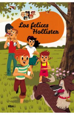 Los felices Hollister (Los Hollister 1)