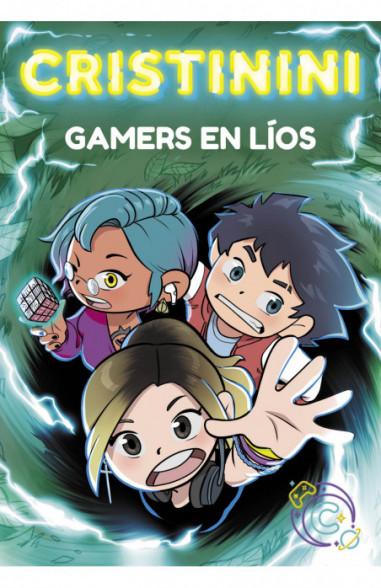Gamers en líos