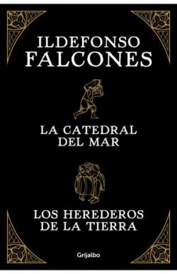 Ildefonso Falcones (edición estuche con: La catedral del mar   Los herederos de la tierra)